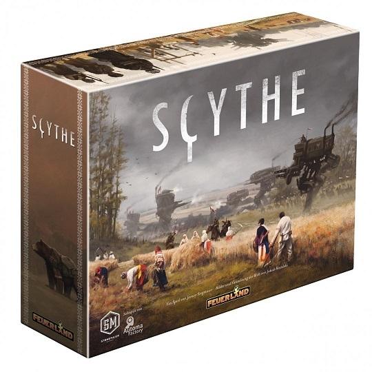 Family Scythe