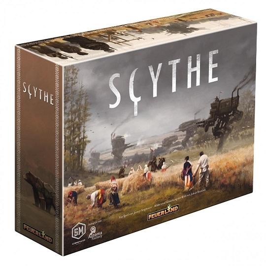 Spielewelt: Scythe
