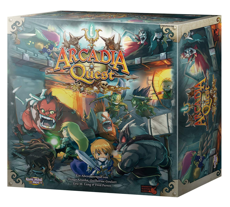 Spielewelt: Arcadia Quest