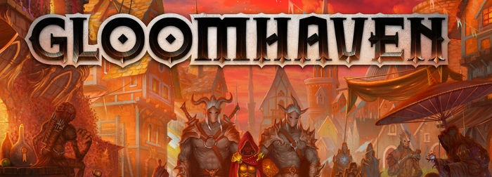 Spielewelt: Gloomhaven