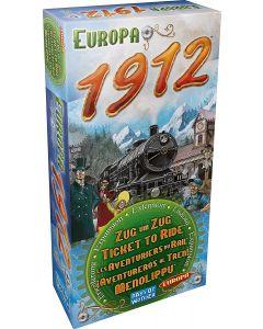 Ticket to Ride: Europa 1912 (DEU/ENG/FRA/ITA/NED/NOR/SWE/DEN/FIN)
