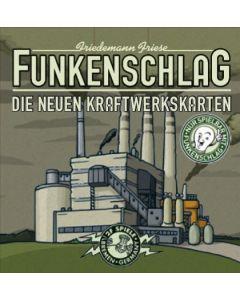 Funkenschlag Erw. 3: Die neuen Kraftwerke (DEU) - Recharged Version