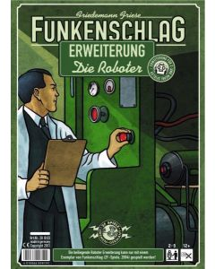 Power Grid: Expansion The Robots (GER)