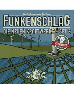 Funkenschlag Erw. 14: Die neuen Kraftwerke (DEU) Set 2