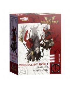 Wrath of Kings Specialist Box 1 Rathor Longhorn