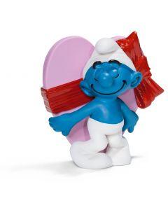 Valentinstags-Schlumpf
