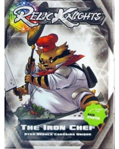 Relic Knights - The Iron Chef - Star Nebula Corsairs Uniques