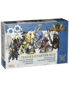 Wrath of Kings House Teknes Starter Box + KS Addon