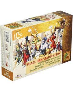 Wrath of Kings House Shael Han Starter Box + KS Addon