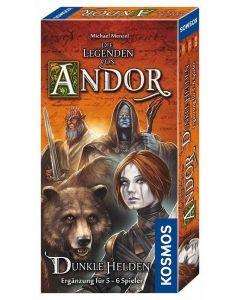 Die Legenden von Andor - Erweiterung Dunkle Helden (GER)