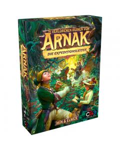 Die verlorenen Ruinen von Arnak: Die Expeditionsleiter (DEU)