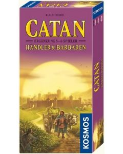 Catan – Traders & Barbarians 5-6 Player Extension (GER)