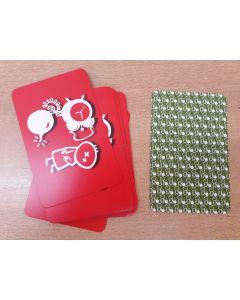 Bomb cards