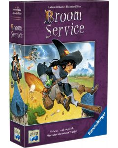 Broom Service - Game of the Year 2015 (GER)