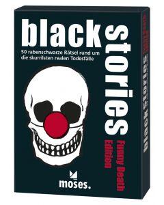 Black Stories - Funny Death (GER)