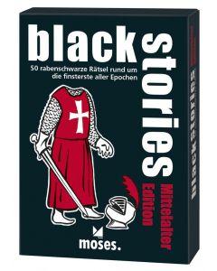 Black Stories - Mittelalter Edition (GER)