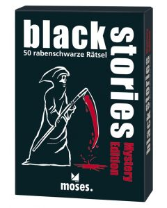 Black Stories - Mystery Edition (GER)