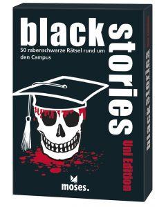 Black Stories - Uni Edition (GER)