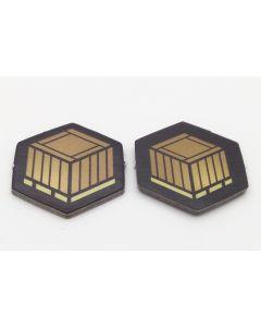 Hexagon 15 mm - Kiste