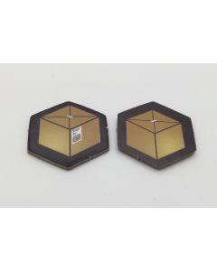 Hexagon 15 mm - Paket