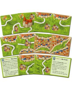 Carcassonne Gefolge