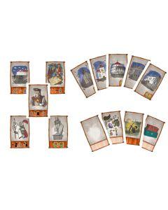 Siegpunkt-, Wertkarten (passend auch für Siedler)