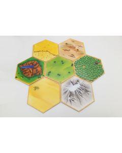 Terrain tile mountain (3. edition, SP)