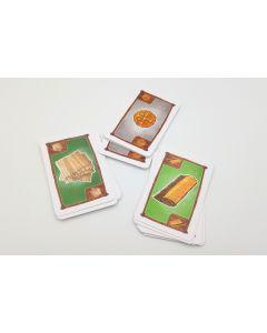 Kartensatz Rohstoffe (passend Städte und Ritter 5-6 Spieler)