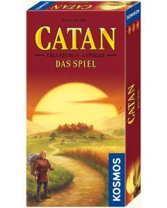 Die Siedler von Catan - Erweiterung für 5 und 6 Spieler (DEU)