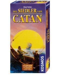 Die Siedler von Catan - Entdecker & Piraten 5 - 6 Spieler (DEU)