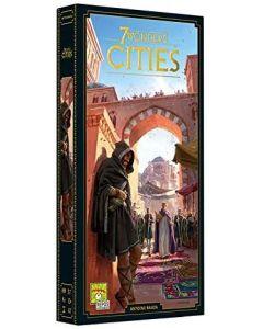 7 Wonders - Erweiterung Cities (DEU) - neue Version