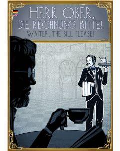 Café Melange - Herr Ober, die Rechnung, bitte! (GER/ENG)