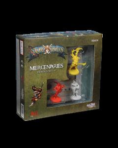 Rum & Bones: Mercenaries Heroes Set #1