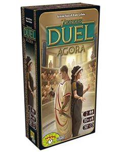 7 Wonders Duel - Erweiterung Agora (DEU)