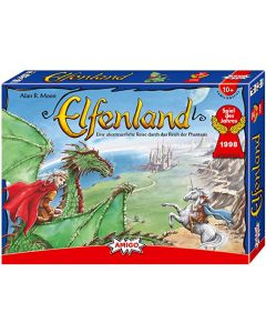Elfenland (GER) - used, condition A