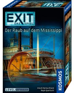 Exit: The Game – Theft on the Mississippi (GER)