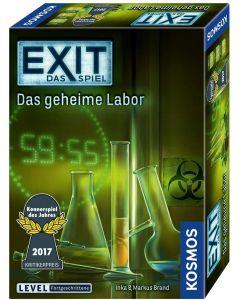EXIT - Das geheime Labor (GER)