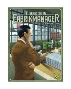 Funkenschlag: Fabrikmanager (DEU)