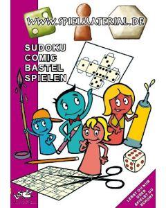 Activity Book (DEU)