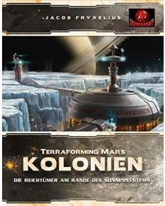 Terraforming Mars: Colonies (GER)