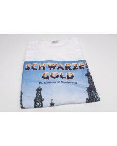 Schwarzes Gold T-shirt