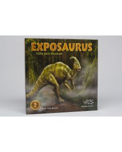 Exposaurus - Winning title of the game author's competition 2010 (GER/ENG)