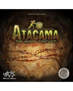Atacama - 3-player game (GER/ENG)