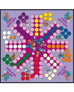 Pöppel-nicht-rum game board