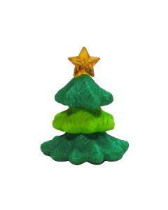 Puzzle Radierer Weihnachtsbaum