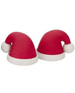 Puzzle Radierer Mütze Weihnachtsmann