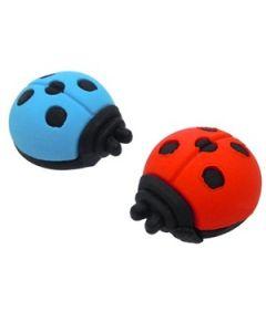 Eraser ladybug