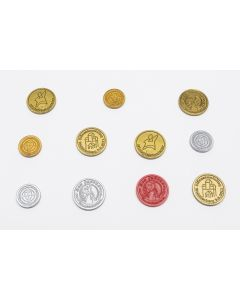 Individual game money (coins)