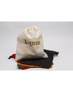 Individual cotton bags