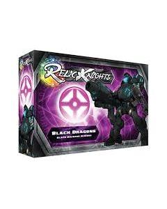 Relic Knights - Black Dragons - Black Diamond